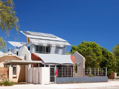Paul Wellington Architect Hamersley Road House Subiaco Perth WA