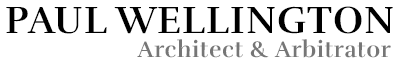 Paul Wellington Architect & Arbitrator, Perth WA Logo